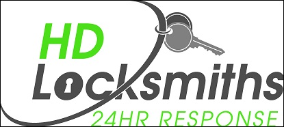 Company locksmith logo