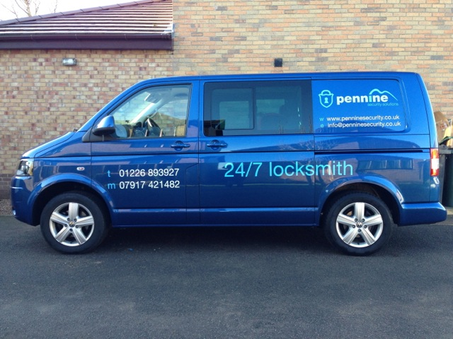 locksmiths van